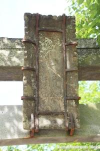 南田島氷川神社(川越市南田島)4