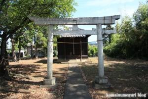 八坂神社(川越市大中居)1