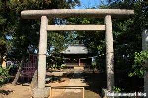 氷川神社(川越市大中居)3