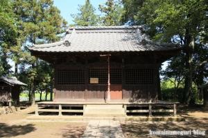 氷川神社(川越市大中居)4