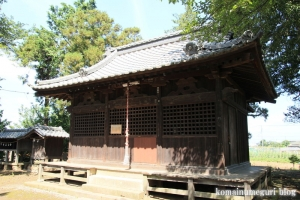 氷川神社(川越市大中居)5
