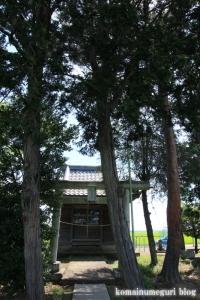 稲荷神社(川越市高島)8