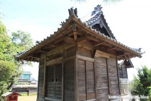 稲荷神社(川越市高島)4