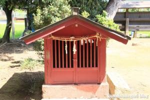 稲荷神社(川越市高島)7