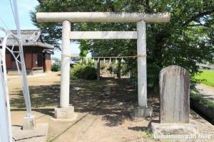 御嶽神社(川越市八ツ島)8