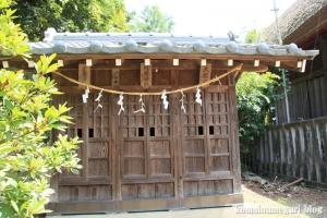 薬師神社(川越市伊佐沼)9