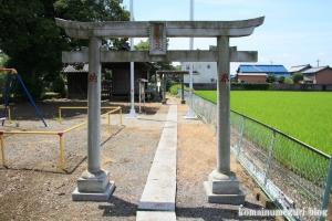 稲荷神社(川越市鴨田)1