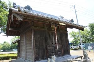 稲荷神社(川越市鴨田)6