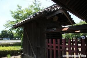 稲荷神社(川越市鴨田)10