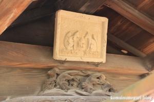稲荷神社(川越市鴨田)11