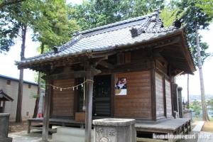 氷川神社(川越市並木新町)7