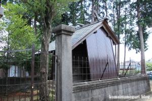 氷川神社(川越市並木新町)8