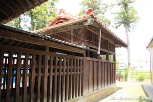 木野目稲荷神社(川越市木野目)6