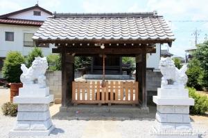 新明神社(川越市今泉)5