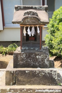 新明神社(川越市今泉)12