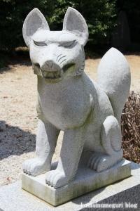 稲荷神社(川越市渋井)4