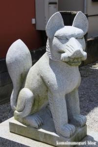 稲荷神社(川越市渋井)5