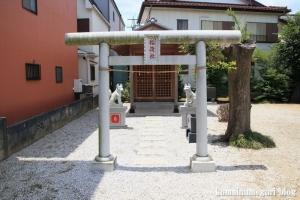 稲荷神社(川越市渋井)1