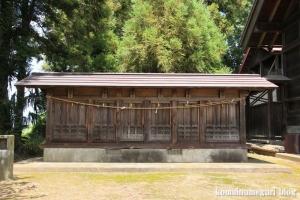 陸道稲荷神社(川越市萱沼)9