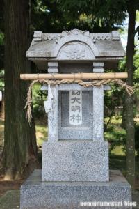 氷川神社(川越市古谷郷上組)12