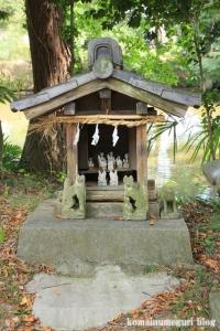 氷川神社(川越市古谷郷上組)14