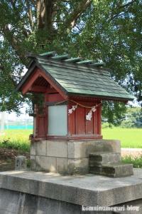 神明神社(川越市萱沼)5