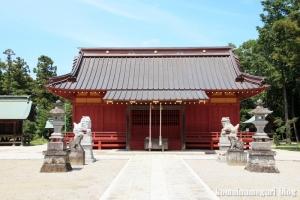 古尾谷八幡神社(川越市古谷本郷下組)12