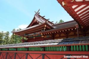 古尾谷八幡神社(川越市古谷本郷下組)15
