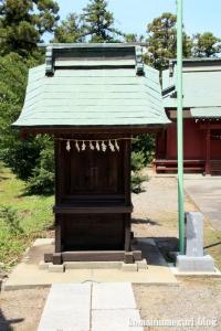 古尾谷八幡神社(川越市古谷本郷下組)23