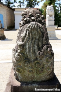 古尾谷八幡神社(川越市古谷本郷下組)33
