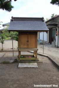 氷川神社(川越市古谷本郷上組)7
