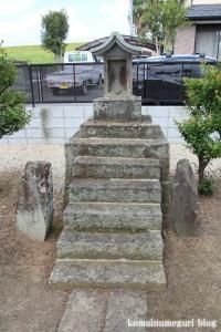氷川神社(川越市古谷本郷上組)9