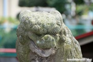 氷川神社(川越市古谷本郷上組)18