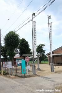 稲荷社(さいたま市西区湯木町)1