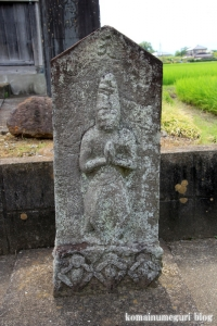 稲荷大明神(さいたま市西区上田谷本村新田)8