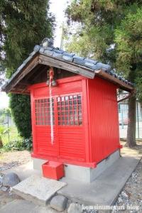 稲荷神社(さいたま市西区西遊馬)4