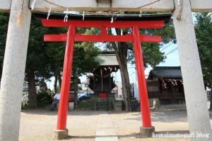 八幡神社(さいたま市西区西遊馬)4