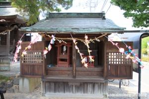 八幡神社(さいたま市西区西遊馬)10