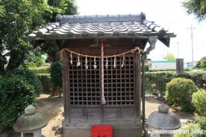 上サ稲荷神社(さいたま市西区西遊馬)6
