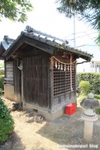 上サ稲荷神社(さいたま市西区西遊馬)7