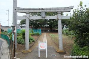 八幡宮(さいたま市西区指扇領別所)1