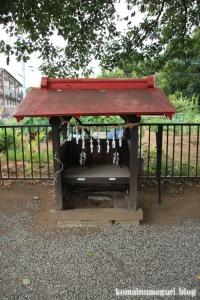 八幡宮(さいたま市西区指扇領別所)3