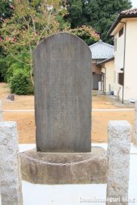 淡島神社(さいたま市西区高木)8