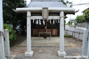 八雲神社(さいたま市西区宝来)2