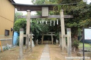 穂積神社(さいたま市西区峰岸)3