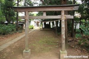 穂積神社(さいたま市西区峰岸)10