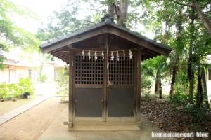 穂積神社(さいたま市西区峰岸)11