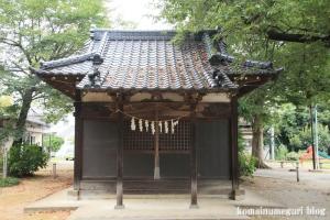 穂積神社(さいたま市西区峰岸)15