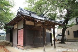 穂積神社(さいたま市西区峰岸)16