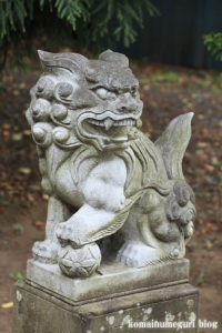 穂積神社(さいたま市西区峰岸)6